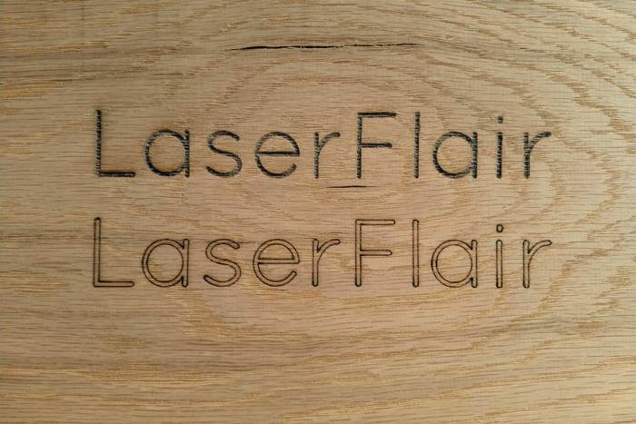 Are Vector And Raster Engraving Different Laserflair