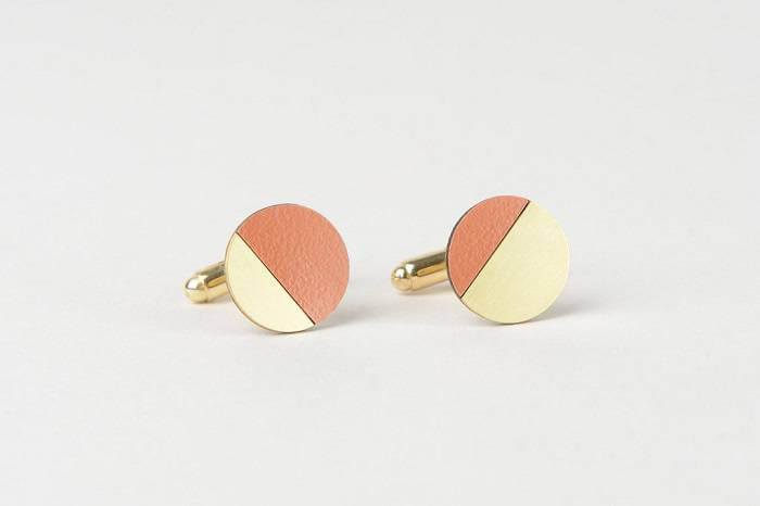 formica pieces for Tom Pigeon jewellery