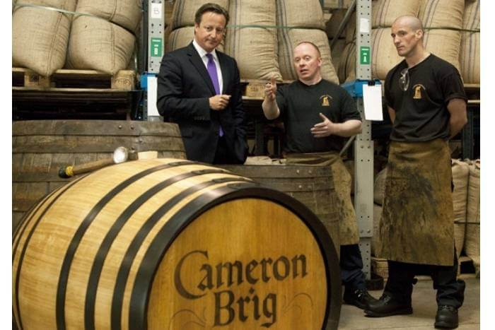 Cask ends for Diageo