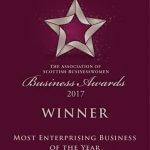 LaserFlair wind ASB award