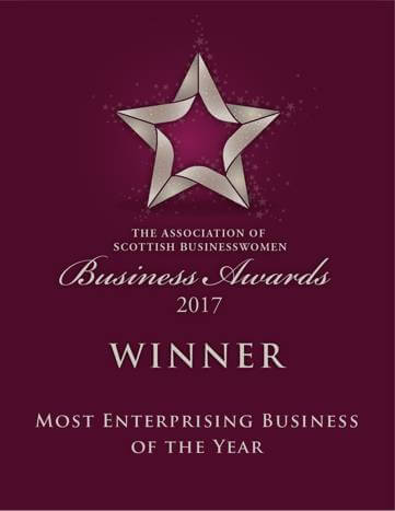 ASB award certificate