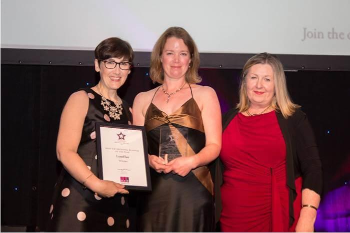 LaserFlair wins ASB award