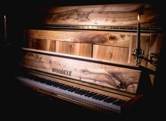Branding the Woodeye Piano