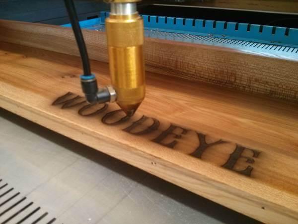 Woodeye Piano lid